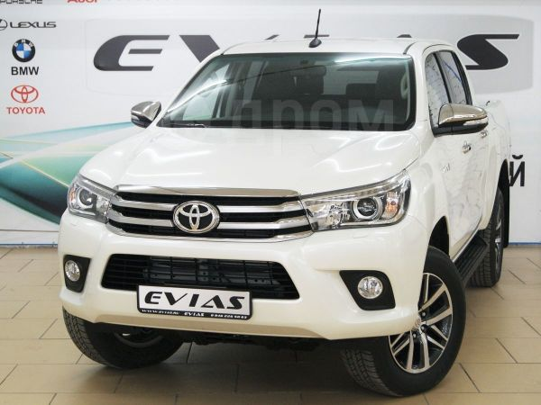 Toyota Hilux Pick Up, 2019 год, 2 790 000 руб.