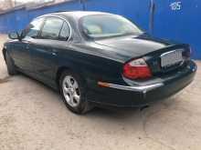 Jaguar S-Type, 1999 г., Екатеринбург