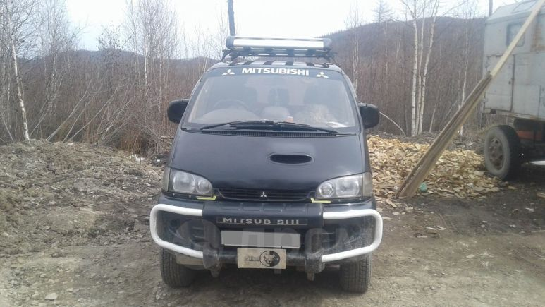 Mitsubishi Delica, 1996 год, 350 000 руб.