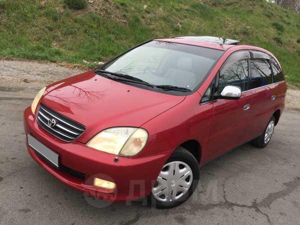 Toyota Nadia, 2002 год, 165 000 руб.