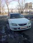 Mazda Familia, 2001 год, 160 000 руб.