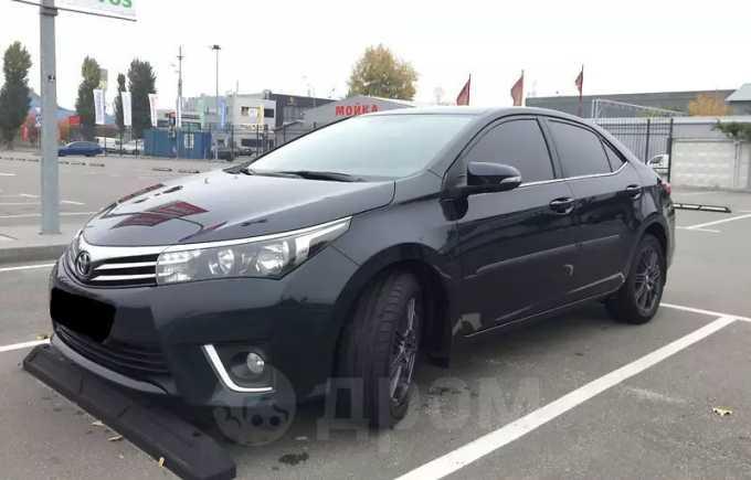 Toyota Corolla, 2013 год, 570 000 руб.