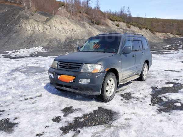 Mitsubishi Montero, 2002 год, 420 000 руб.