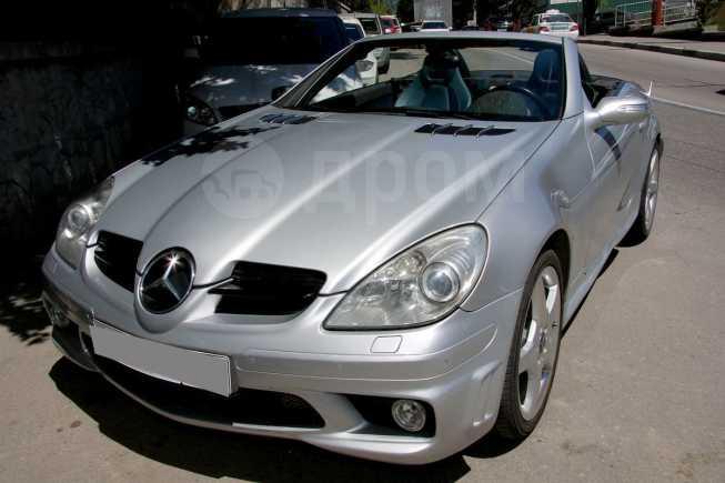 Mercedes-Benz SLK-Class, 2004 год, 820 000 руб.