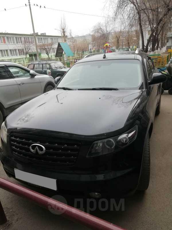 Infiniti FX35, 2005 год, 500 000 руб.