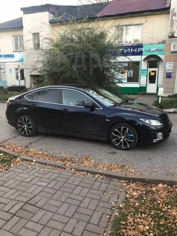 Mazda Mazda6, 2007 год, 520 000 руб.