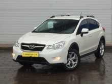 Липецк Subaru XV 2014