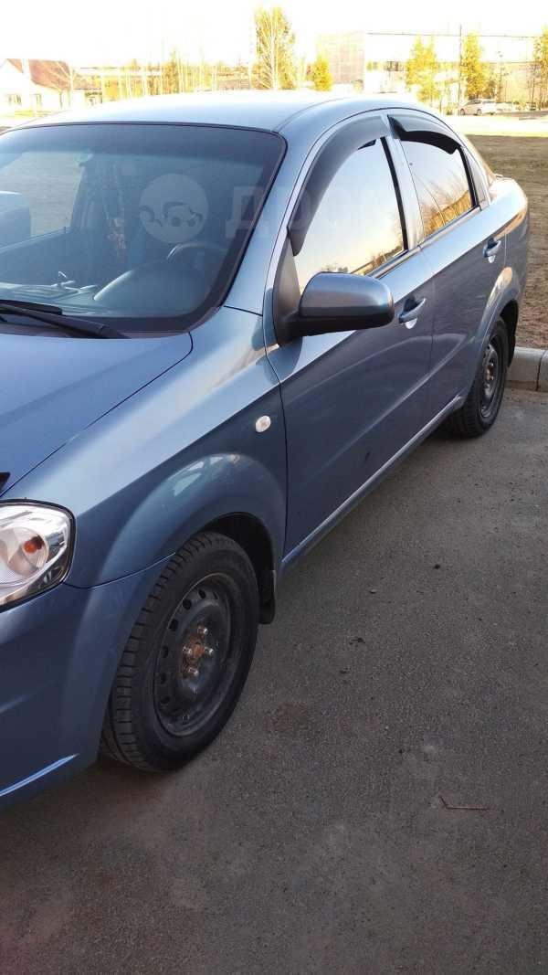 Chevrolet Aveo, 2007 год, 230 000 руб.