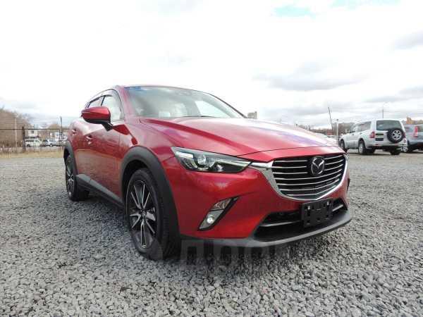 Mazda CX-3, 2015 год, 999 000 руб.