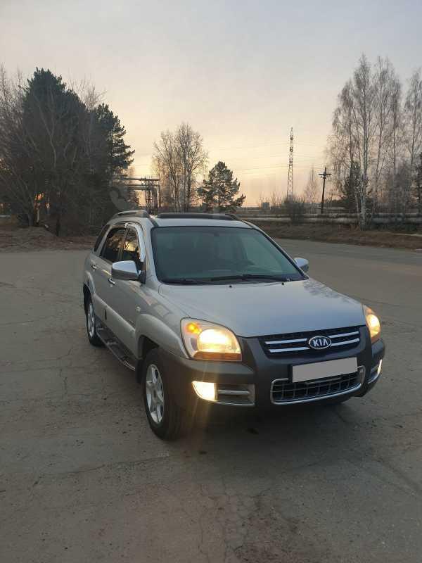 Kia Sportage, 2004 год, 420 000 руб.