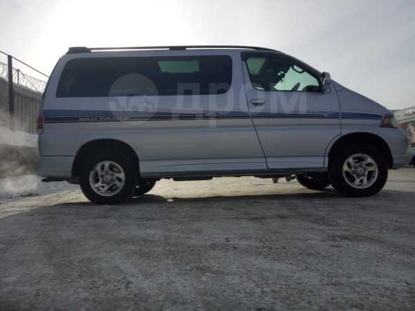 Toyota Hiace Regius, 1999 год, 700 000 руб.
