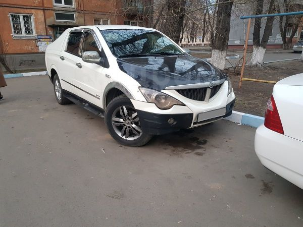 SsangYong Actyon Sports, 2009 год, 350 000 руб.