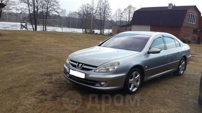 Peugeot 607, 2004 год, 520 000 руб.