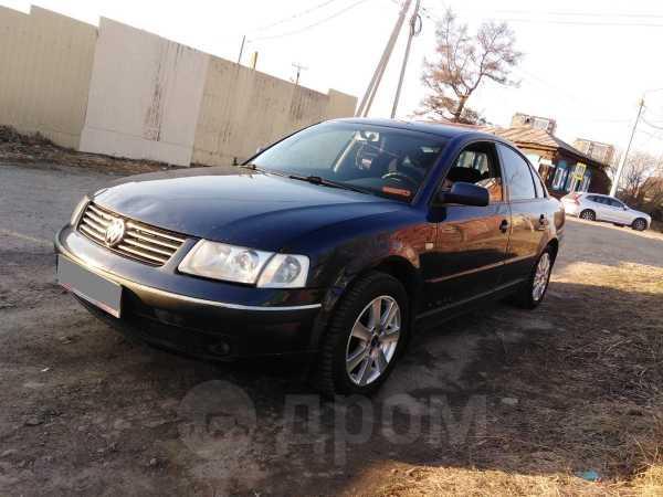 Volkswagen Passat, 1998 год, 197 000 руб.