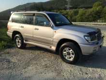 Геленджик Land Cruiser 2003