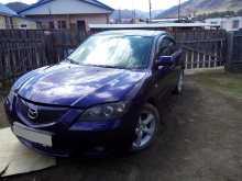 Онгудай Mazda3 2005