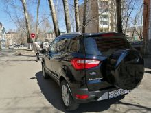Кызыл Ford EcoSport 2016