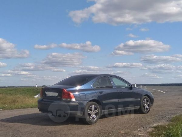Volvo S60, 2004 год, 330 000 руб.