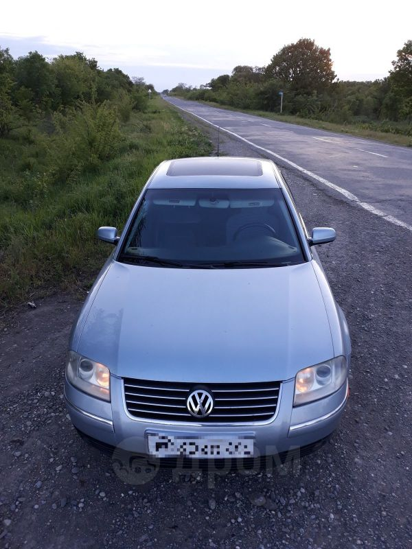 Volkswagen Passat, 2002 год, 300 000 руб.