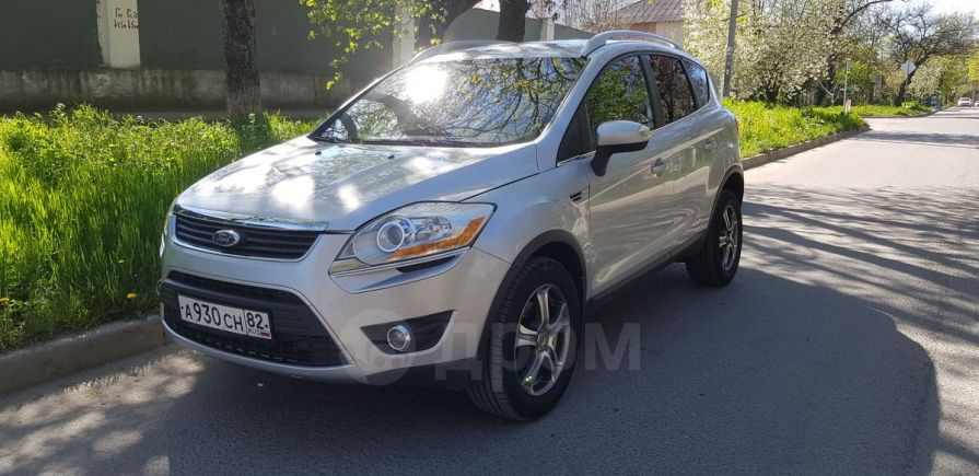 Ford Kuga, 2011 год, 599 000 руб.