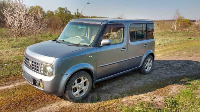 Nissan Cube Cubic, 2003 год, 210 000 руб.