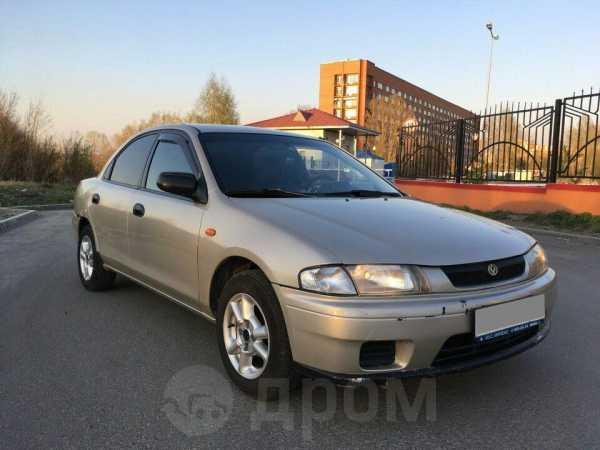 Mazda 323, 1998 год, 125 000 руб.