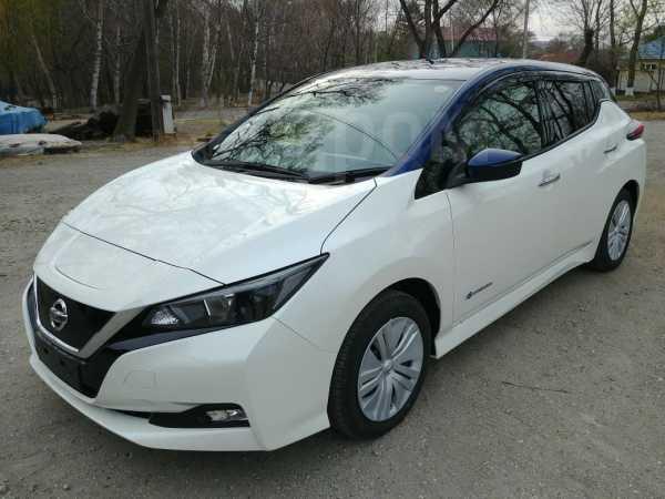 Nissan Leaf, 2017 год, 1 600 000 руб.