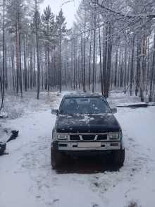 Могоча Datsun 1992