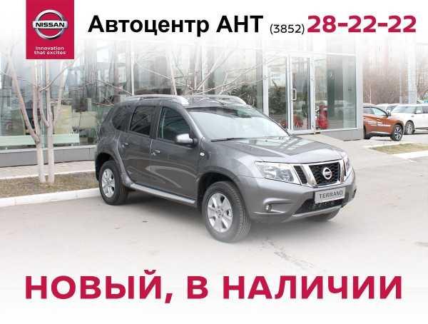 Nissan Terrano, 2019 год, 1 105 000 руб.