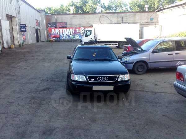 Audi S6, 1996 год, 250 000 руб.