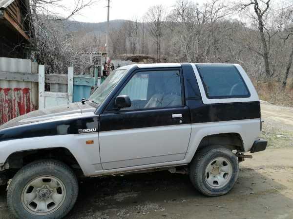 Daihatsu Rocky, 1993 год, 250 000 руб.