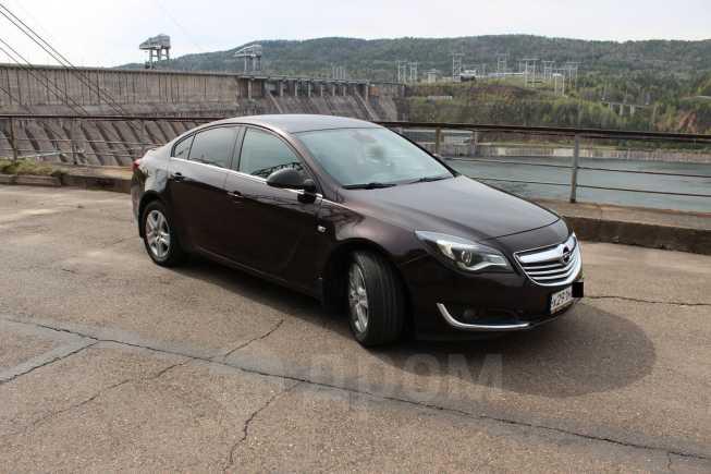 Opel Insignia, 2014 год, 690 999 руб.