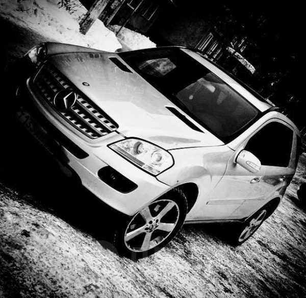 Mercedes-Benz M-Class, 2005 год, 540 000 руб.