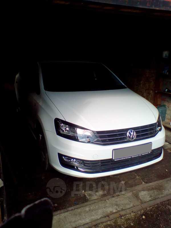 Volkswagen Polo, 2018 год, 640 000 руб.