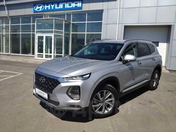 Hyundai Santa Fe, 2019 год, 2 769 000 руб.