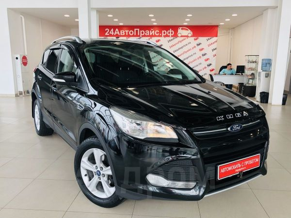 Ford Kuga, 2014 год, 957 000 руб.