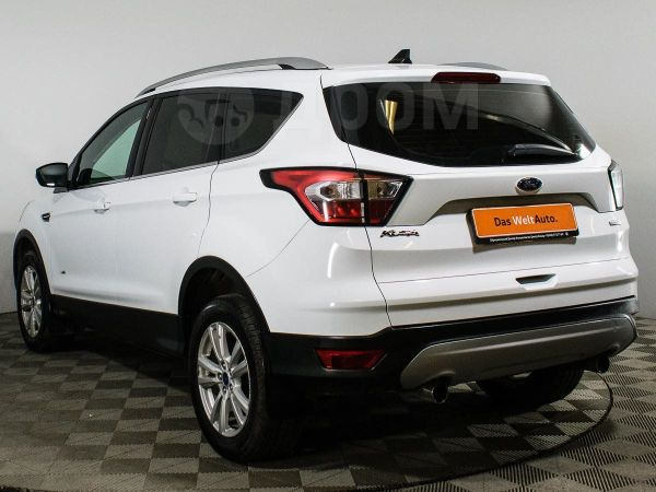Ford Kuga, 2017 год, 1 149 000 руб.