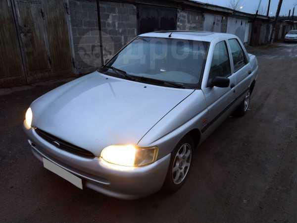 Ford Escort, 1996 год, 78 000 руб.