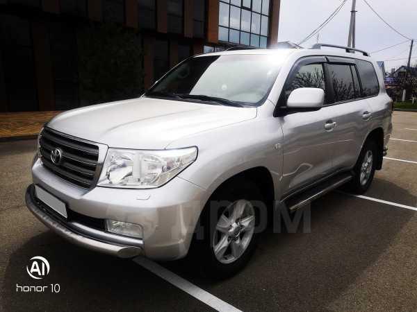 Toyota Land Cruiser, 2008 год, 1 585 000 руб.