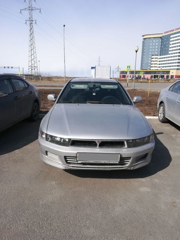 Mitsubishi Galant, 2003 год, 140 000 руб.