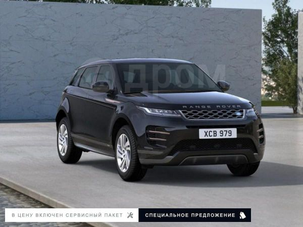 Land Rover Range Rover Evoque, 2019 год, 3 872 000 руб.