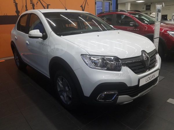 Renault Logan Stepway, 2019 год, 735 990 руб.