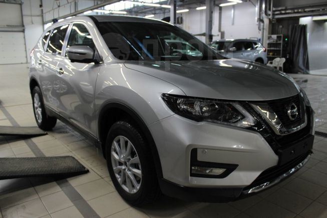 Nissan X-Trail, 2019 год, 1 774 000 руб.