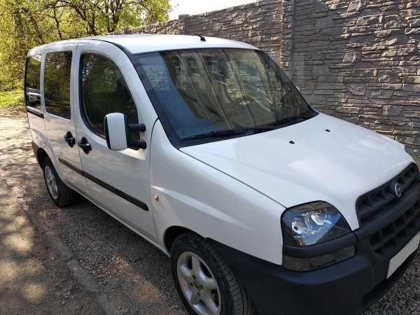 Fiat Doblo, 2003 год, 255 000 руб.