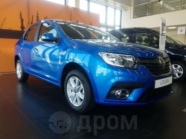 Renault Logan, 2019 год, 689 990 руб.