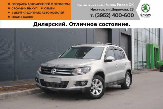 Volkswagen Tiguan, 2013 год, 650 000 руб.