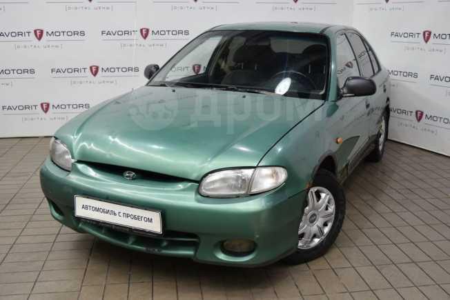 Hyundai Accent, 1997 год, 50 000 руб.