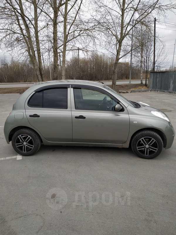 Nissan Micra, 2007 год, 370 000 руб.