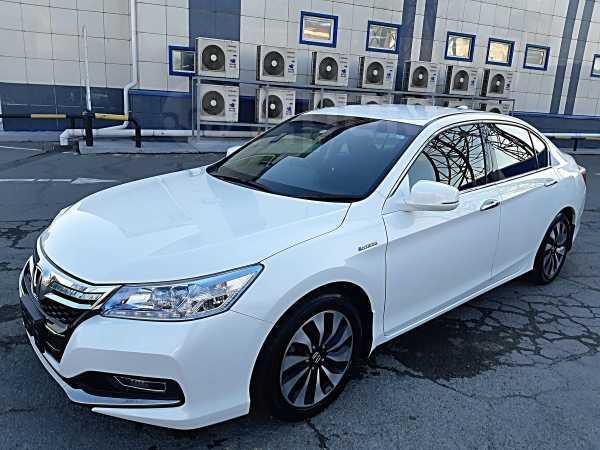 Honda Accord, 2014 год, 1 155 000 руб.