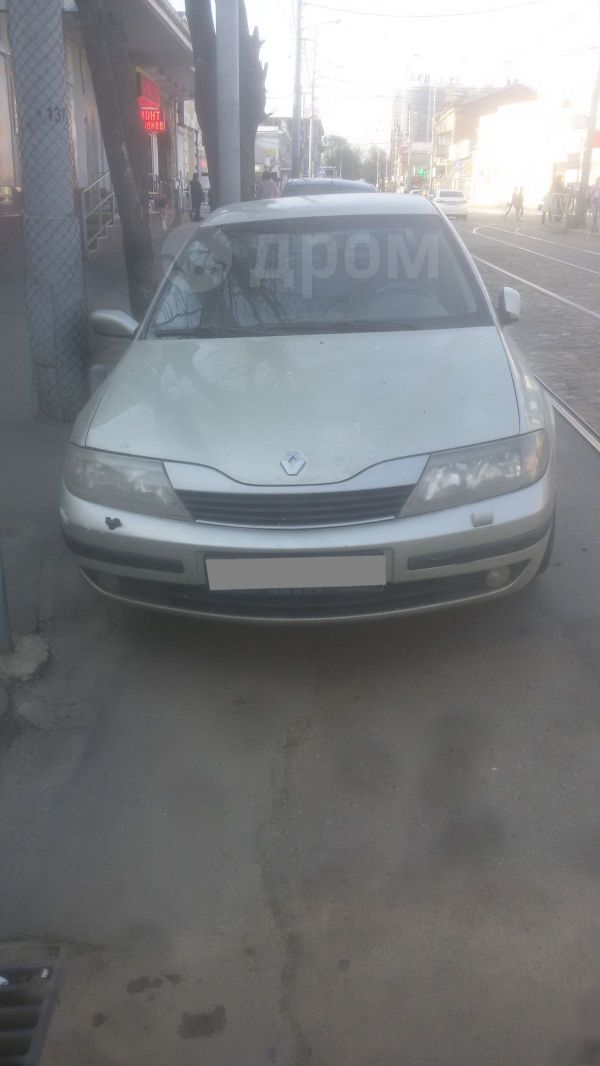 Renault Laguna, 2002 год, 185 000 руб.